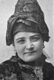 Photo of Sophie Lyons