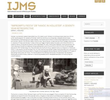 IJMS screen shot